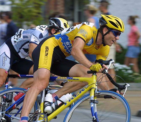Smart Strength — for the competitive cyclist!